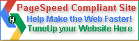 PageSpeed Compliant Site